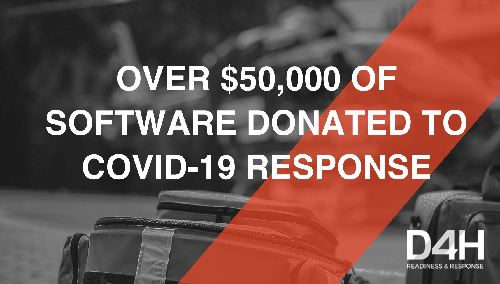 Over $50,000 of Software Donated To COVID-19 Response