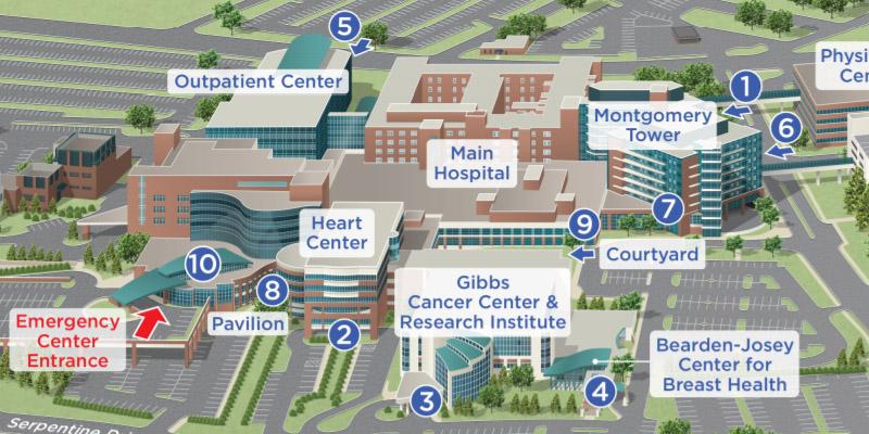 5920 spartanburg medical center spartanburg regional healthcare system