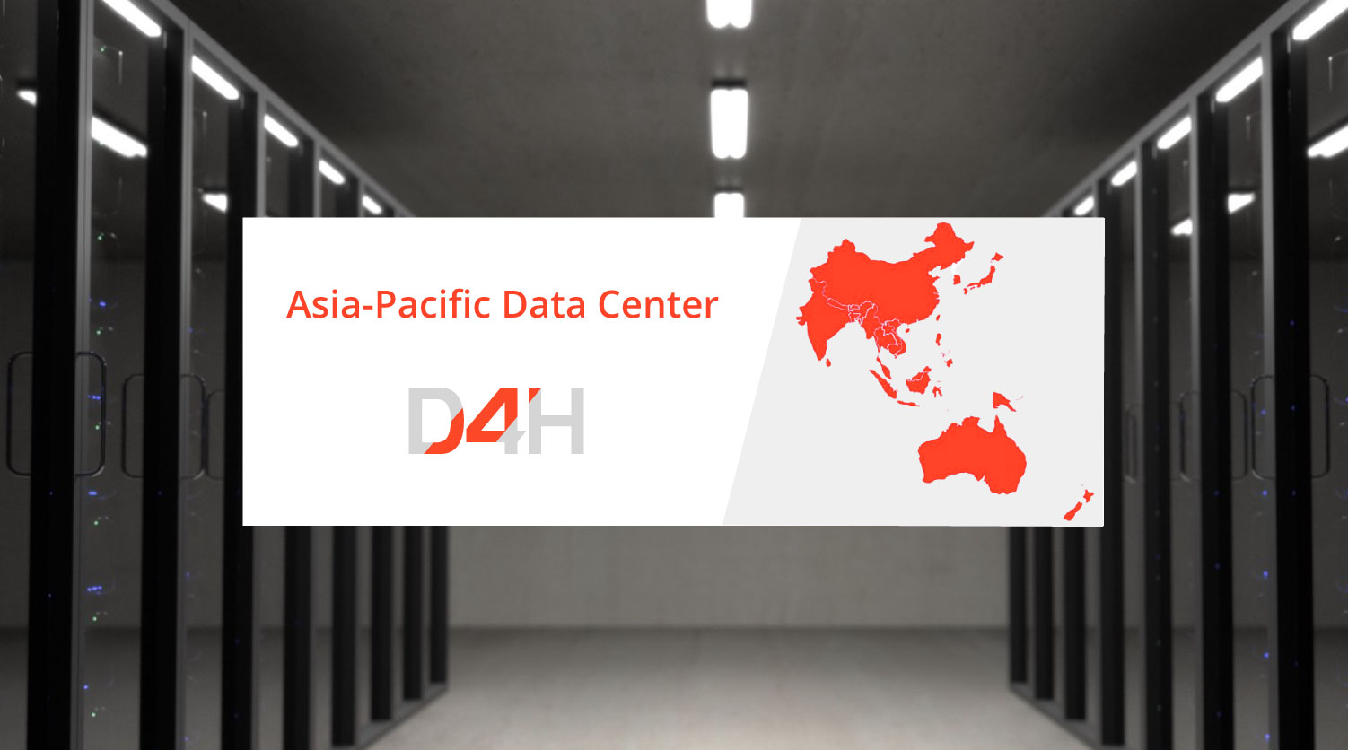 D4H Launches Asia Pacific Data Jurisdiction in Sydney