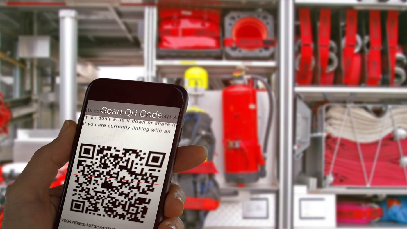 How To Better Track Response Equipment With Barcoding