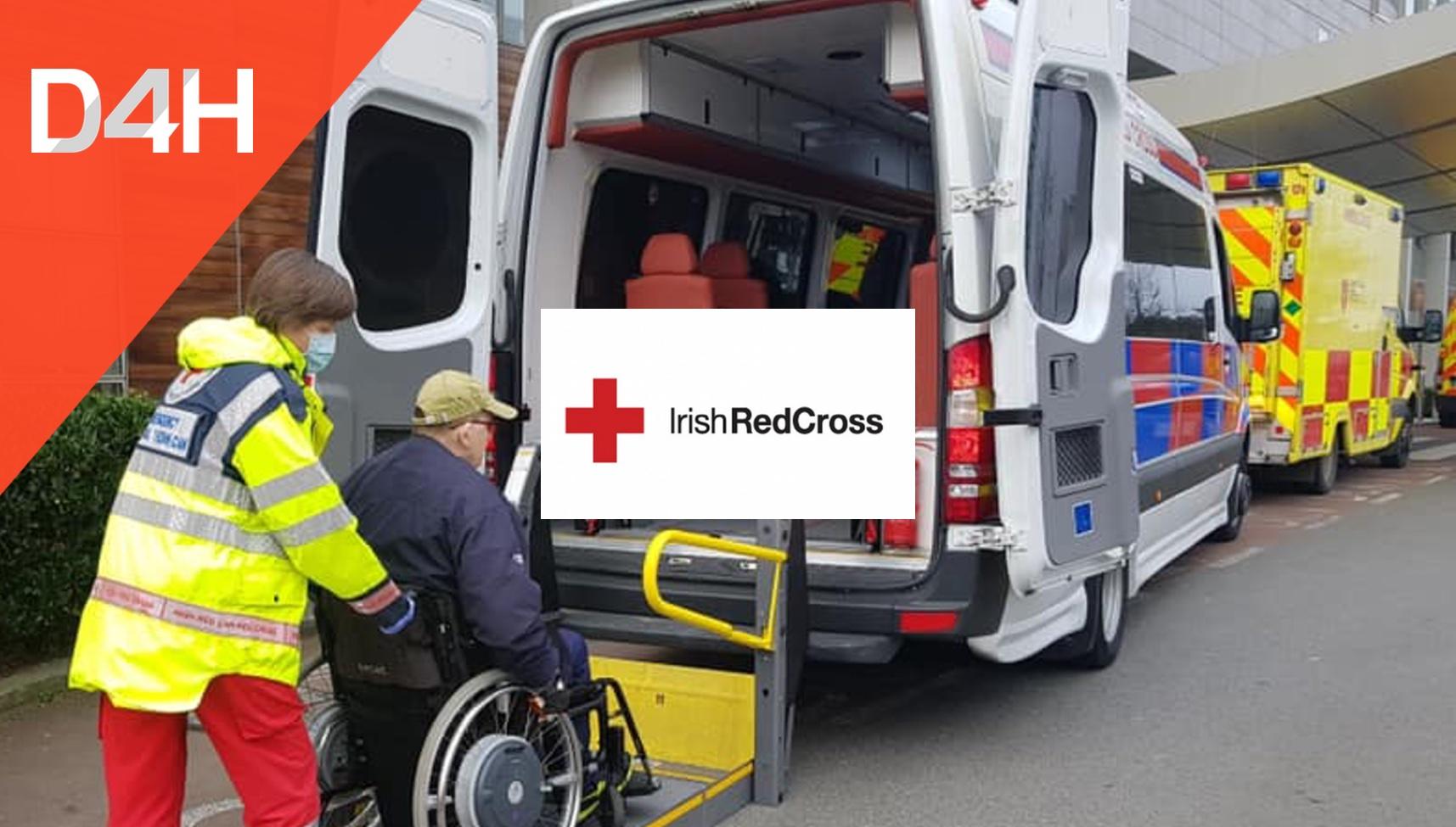 Irish Red Cross Case Study