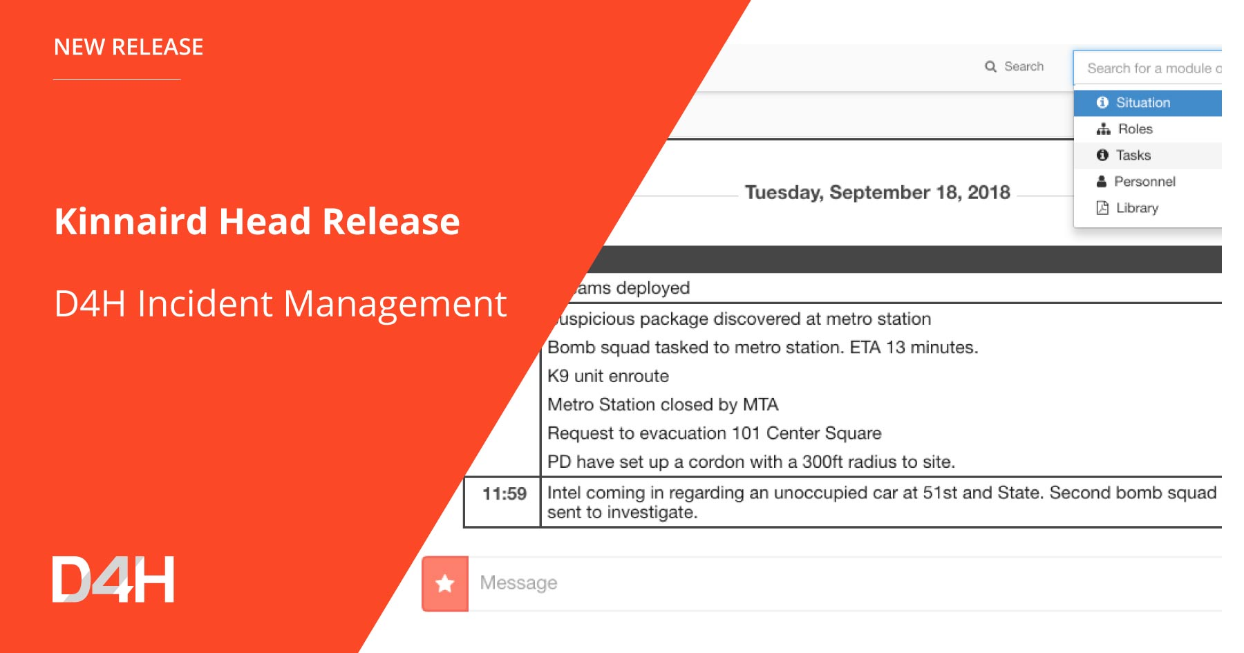 Incident Management New Features: My Tasks, Log Filtering, and Enhanced Dashboard