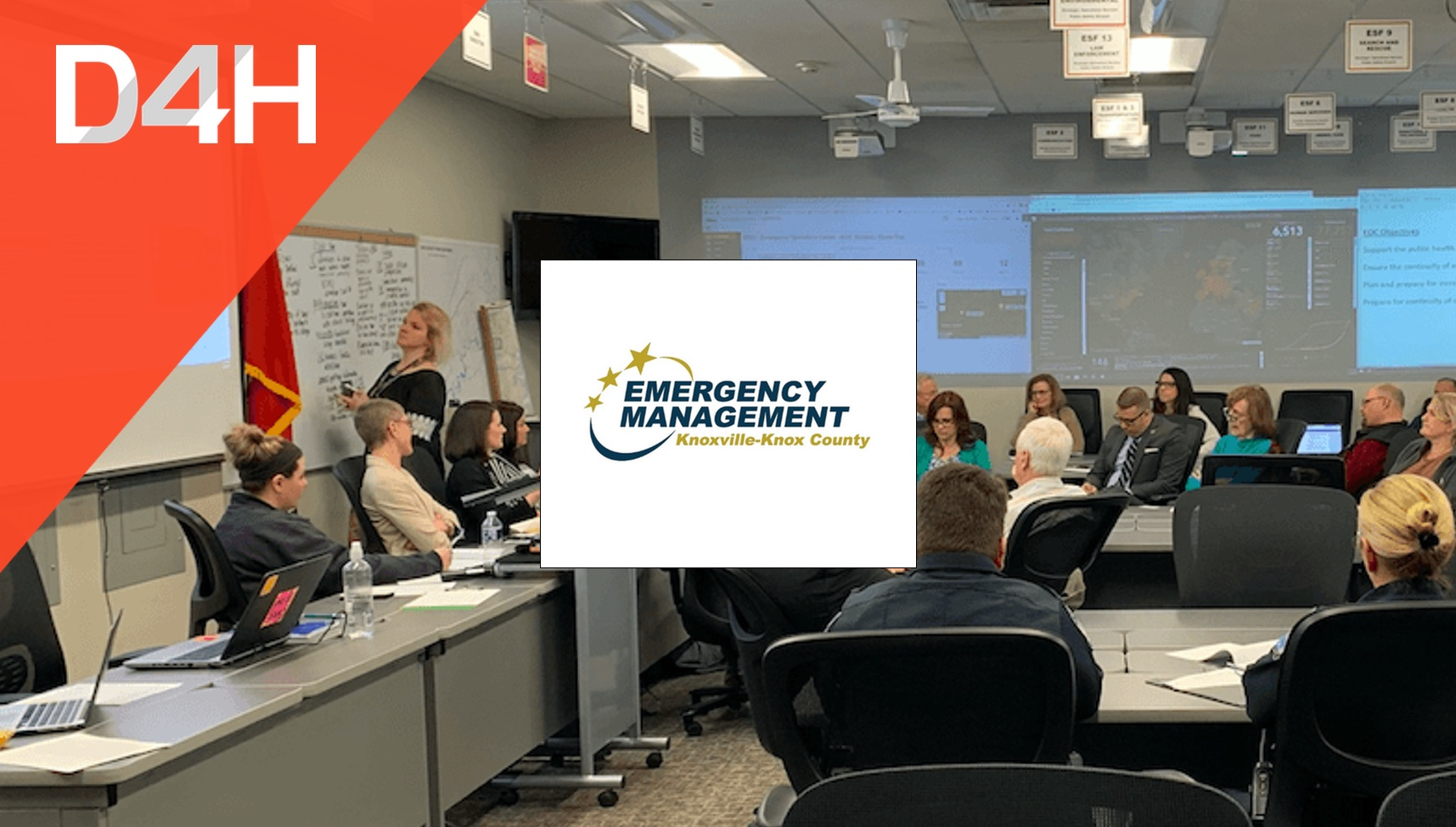 How Knoxville-Knox County EMA is Operating Their EOC Remotely During COVID-19