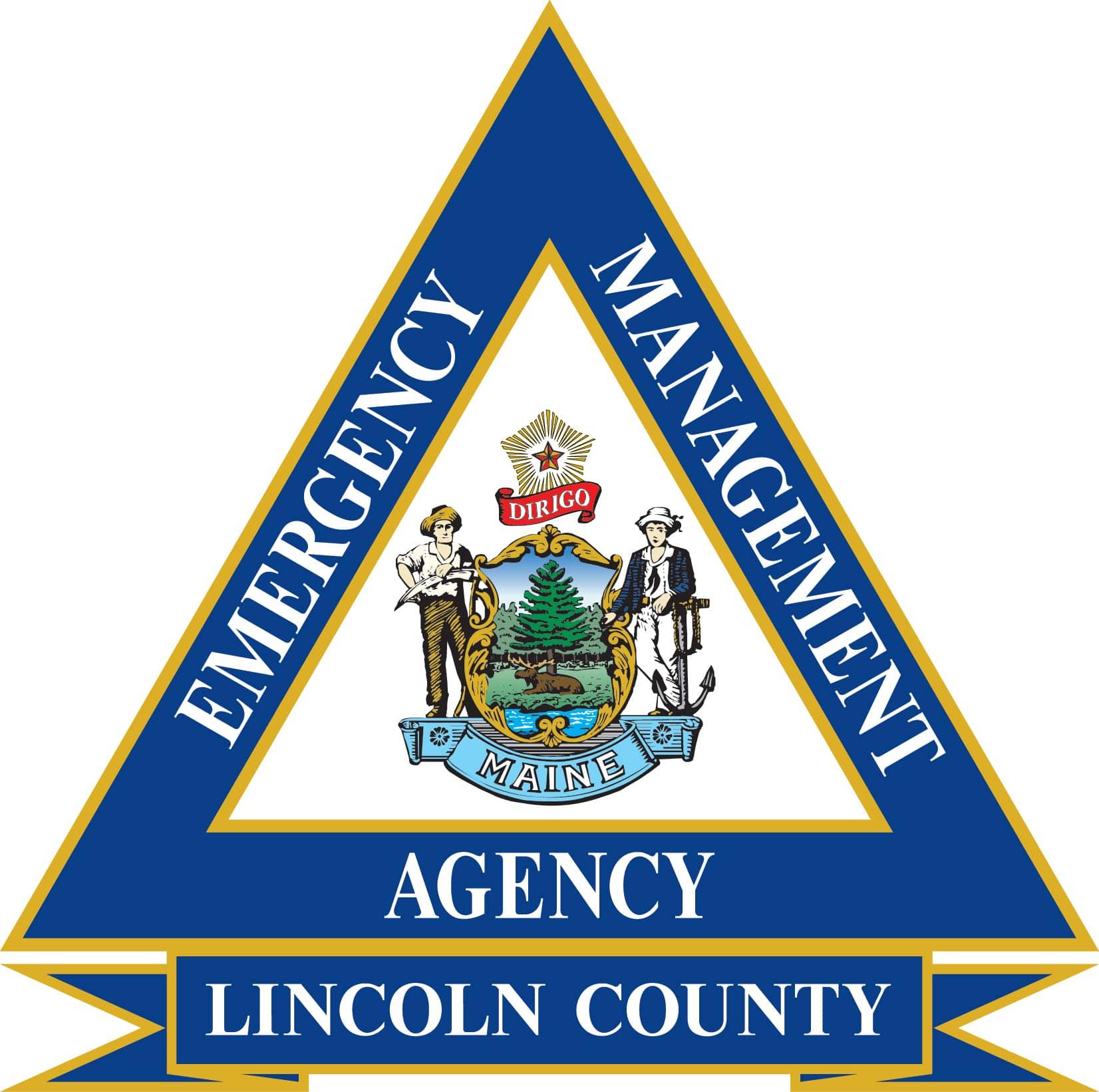 Casey Stevens, Director, Lincoln County EMA Logo