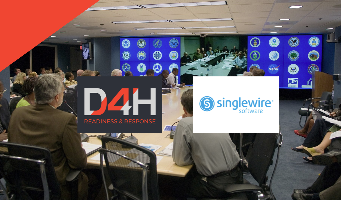 D4H + Singlewire: The ultimate way to keep people safe and informed.