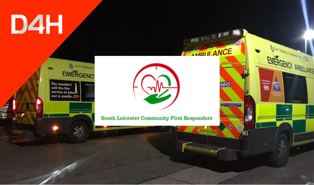 South Leicester Community First Responders Case Study