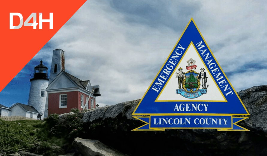 How Lincoln County EMA uses D4H to Maintain a Common Operating Picture in their Virtual EOC