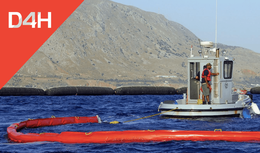 Managing Equipment Stockpiles for Oil Spill Response: 5 Challenges & How to Solve Them