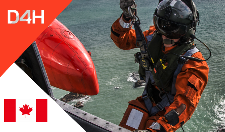 Canadians: D4H and the 2020-2021 Search and Rescue New Initiatives Fund (NIF)