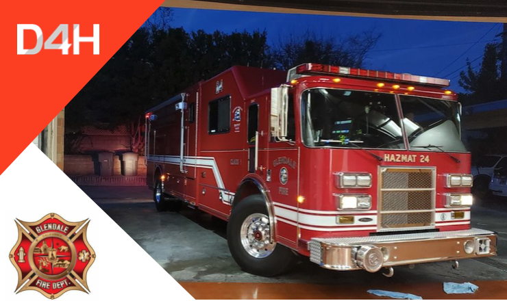 Glendale HazMat Improves Their Efficiency by Embracing New Technology