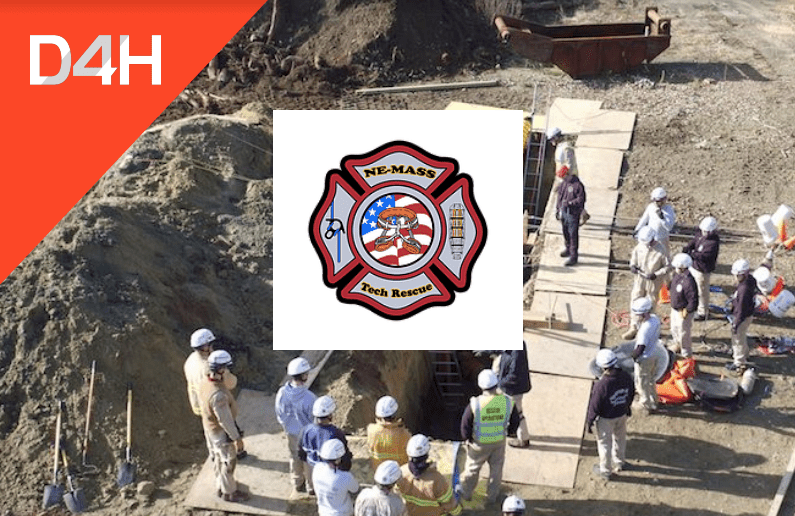 How Northeast Massachusetts Technical Rescue Team Have Reduced Their Administrative Burden With D4H