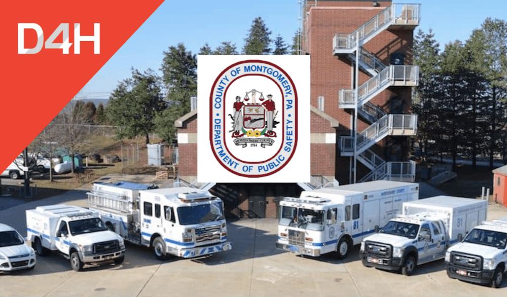 How Montgomery County HazMat Team Has Transformed Their Response Capabilities Using D4H