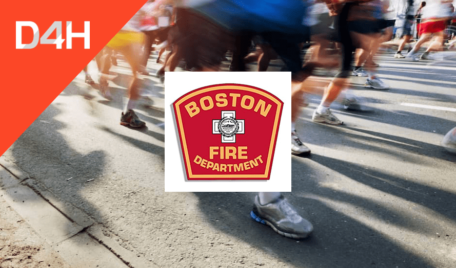 How D4H was Deployed at the Boston Marathon