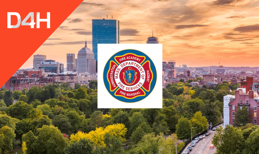 How D4H Supports Statewide Hazmat Response in Massachusetts