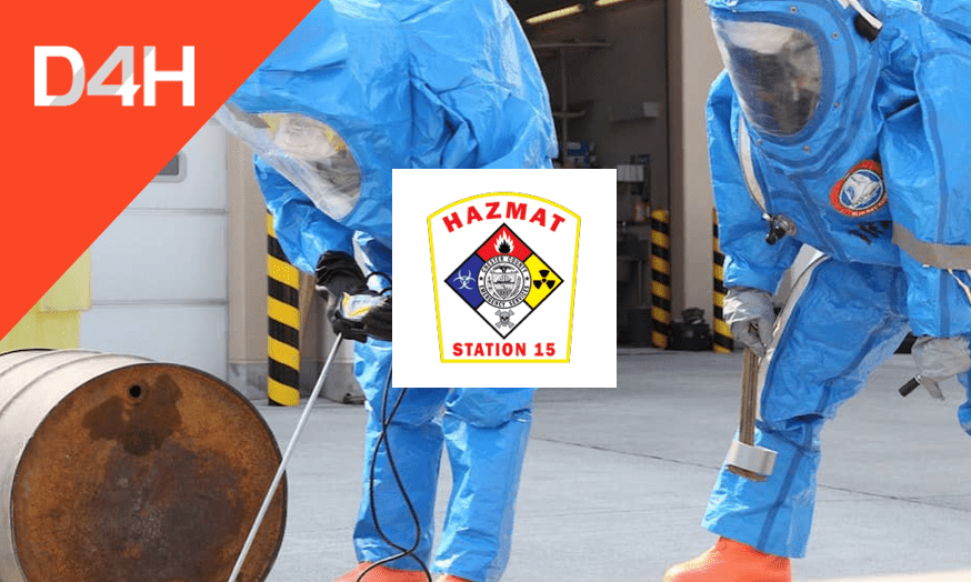 How Chester County Hazmat Stays Mission Ready With D4H