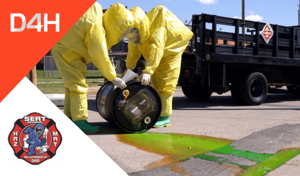 How SERT Hazmat Uses D4H to Transform Record Keeping Capabilities for Audits
