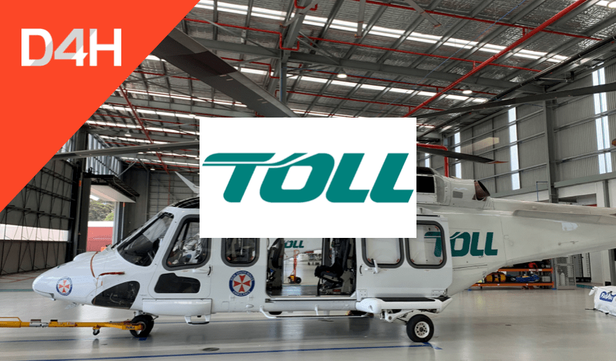 D4H Technologies Help Toll Deliver Mission-Critical Helicopter Services