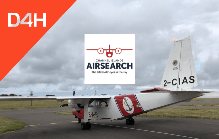 Channel Islands Air Search Case Study