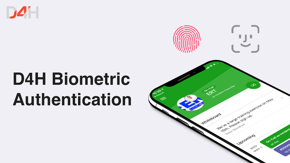 We've Added Biometric Authentication to our Mobile Apps